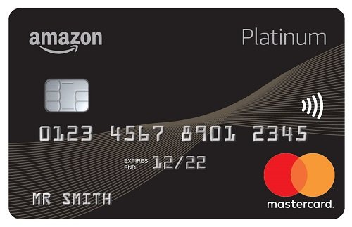 Amazon Platinum Mastercard: Amazon.co.uk: Welcome