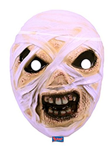 Maske Grusel Zombie Halloween Fasching Fastnacht