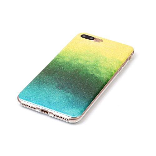 """inShang Hülle für iPhone 7 4.7"""" ,Ultra Schlank und leicht TPU Bequem Schutzhülle Rückcover (Back Case) design für Handy iPhone7 4.7 inch, 07"""