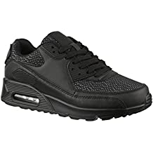 new product e25ad e9638 ... Schwarze Nike Air Max