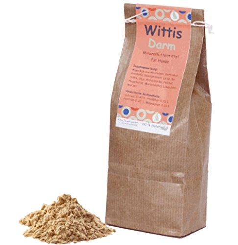 Wittis Supplement Darm 250g, Futterergänzungsmittel für Hunde