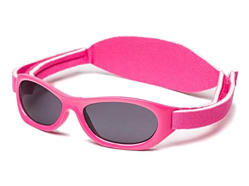 Kiddus Baby-sonnenbrille für JUNGEN UND MÄDCHEN im Alter von 0 Monaten bis 2 Jahren - Sonnenbrille Baby