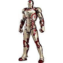 figma iron man 3 iron man mark 42 non scale abs pvc made - Jeux D Iron Man
