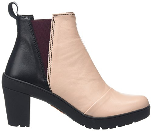 Art Travel Chelsea Boot, Bottes Classiques femme Rose - Pink (Star Nude)