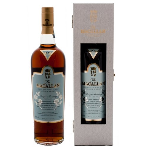 Macallan - Royal Marriage Wedding 2011