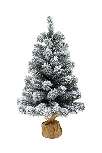 Xone NAT01483, pinetto innevato per il Natale  da 65 cm