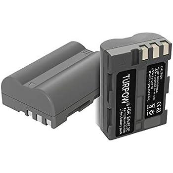 Ex-Pro Digital Camera Battery Hi Power for Nikon EN-EL3e 1500mAh D300 D100 D200