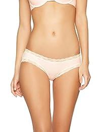 IRIS & LILLY Damen Hipster Body Natural 2er Pack