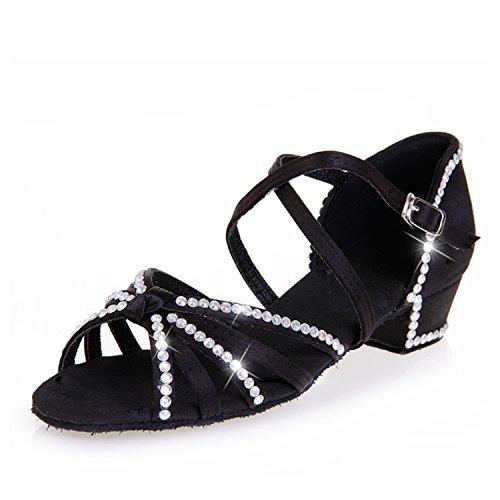 Miyoopark - Ballroom donna Black-3.5cm Heel