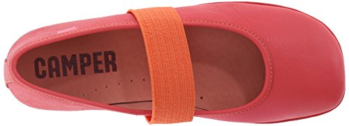 Camper Right Kids, Ballerines fermées fille Rose (Medium Pink)