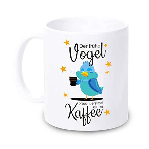 Lustige Kaffee-Tasse