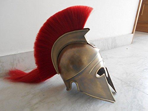 NAUTICALMART Helm Corinthian Armor Griechisch Metall tragbar Antik