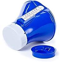 Steinbach Dosierung Chlordosierschwimmer, mit integriertem Thermometer, für 20, 200 g Tabletten, 079070