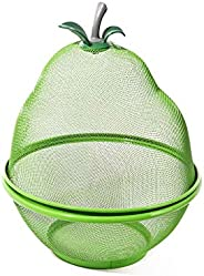BAOPING NET FRUIT BASKET W/COVER 26CM GM27740