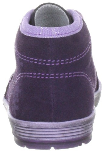 Richter Kinderschuhe 82.0810.3850, Chaussures basses fille Violet (Blackberry 3850)