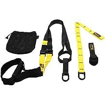 Relefree Entrenamiento en Suspensión Sistema para Ejercicios y Fitness Fortalecimiento Resistencia y Estiramiento para Los Músculos - hasta 450KG