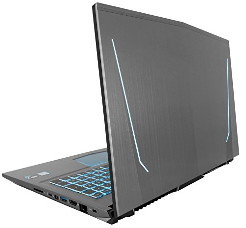 PC Specialist Proteus V S15-GT Laptop  Intel Core i7-7700HQ 2 80GHz  8GB RAM  250GB SSD  1TB HDD  15 6  Full HD  No-DVD  NVIDIA GTX 1060 2GB  WIFI  Bl