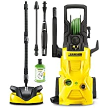 Kärcher K4 Premium Eco Home Water-Cooled Pressure Washer