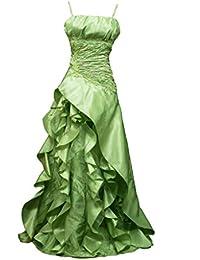 Cherlone bola encaje Sparkle largo Prom Fiesta Formal Vestido De Cóctel de boda/vestido de noche de dama
