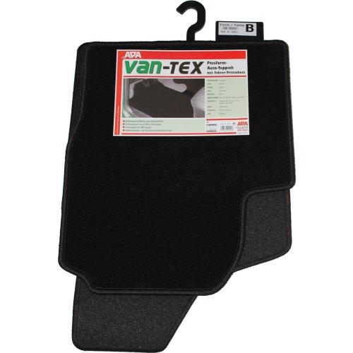 Preisvergleich Produktbild APA Auto-Teppich Van-Tex Form B Passform-Auto-Teppich Trittschutz, Fußmatten