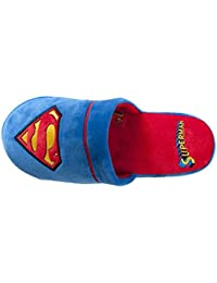 Puma Epic Flip Superman Jr, Sandali bambini Blu Strong blu-Red-Buttercup, Blu (Strong blu-Red-Buttercup), 39