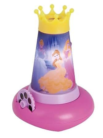 Veilleuse lampe torche et projecteur princess - Veilleuse sur secteur ...