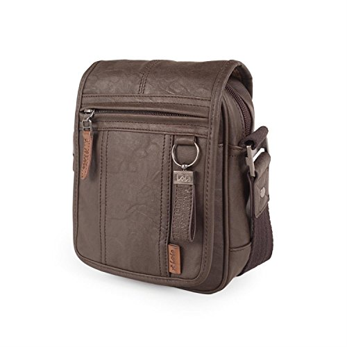 Lois - 21416 Shoulder Touch Brown