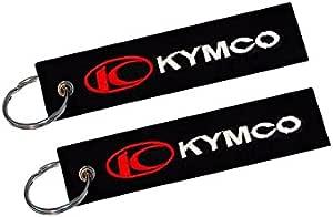 Kymco Doppelseitiger Schlüsselanhänger 1 Stück Auto