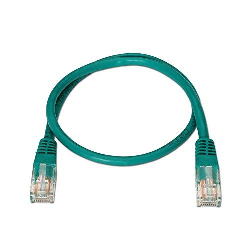 nanocable-10200400-gr-cable-de-red-ethernet-rj45-cat6-utp-awg24-100-cobre-verde-latiguillo-de-05mts