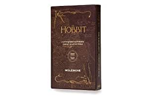 Moleskine The Hobbit Limited Edition Box Large Ruled Notebook (Moleskine Limited Edition)