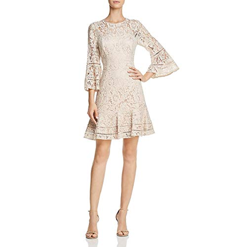 Eliza J Womens Lace Special Occasion Cocktail Dress
