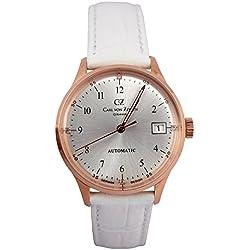 Carl Von Zeyten Black Forest Edition Automatic Women's Watch CVZ0016RS