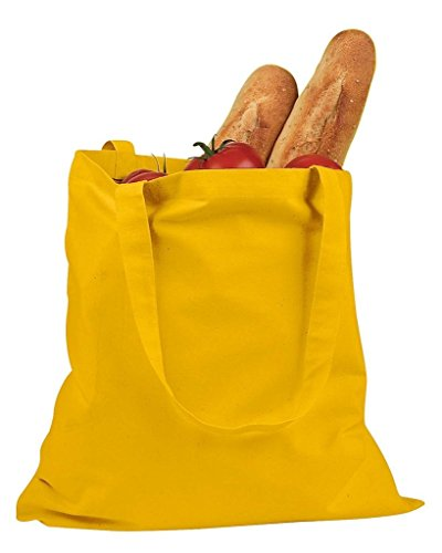 BAGedge, Borsa tote donna Yellow