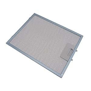 Filtre antigraisse metal afc60100 hotte electrolux afc9000x
