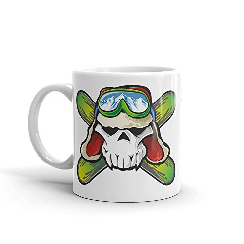 Ski Snowboardbrille High Qualität Kaffee Tee 284ml # 4010