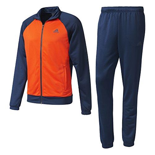 Adidas Marker TS Trainingsanzug, Herren mehrfarbig (Energi / Maruni)