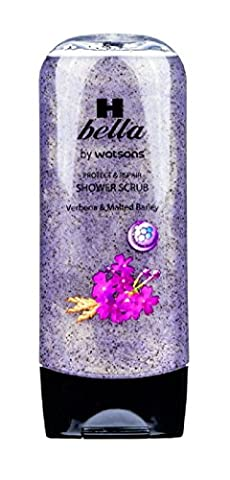 H Bella Protect & Repari Shower Scrub Verbena & Malted