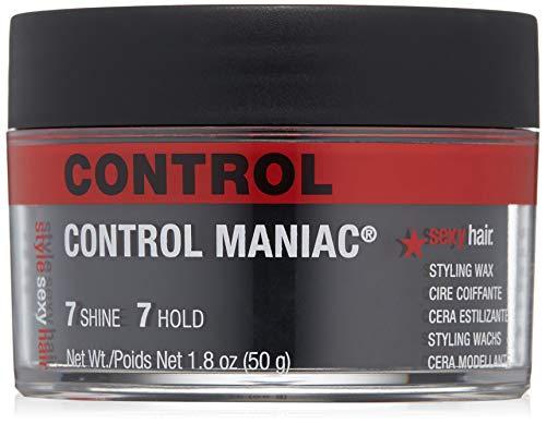 sexyhair Style Sexy Hair Control Maniac Styling Wax, 1er Pack (1 x 50 ml)