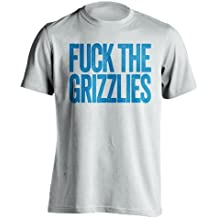 F * * K la Thunder – Memphis Grizzlies Ventilador camiseta – diseño de texto –