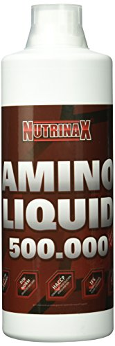 Nutrinax Amino Liquid 500, Kirsche, 1er Pack (1 x 1000 ml)