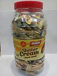 Butter Cream 200 PCS JAR Royal Candy