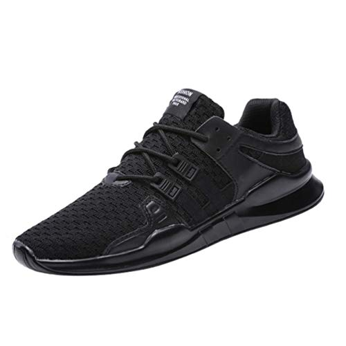 Männer Laufen Schuhe Mesh Atmungsaktive Schuhe Spitze Sneakers Turnschuhe Bass Loafers Men
