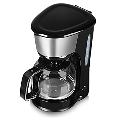 Tower T13005 Coffee Maker, Coarse and Fine Grinding Options