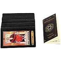 Dewin Cartas de Tarot - Juego de narración del Futuro de Rider Waite de 78 Cartas Vintage, con Caja Colorida