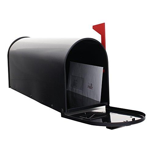 Profirst Mail PM 630 Briefkasten, Amerikanischer Stil aus verzinktem Stahlblech ,pulverbeschichtet ,inklusive Montagematerial - 3