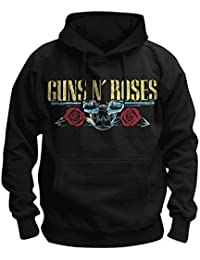 GUNS N' ROSES - APPETITE FOR DESTRUCTION (TOUR 1991) - OFFICIEL BLOUSE À CAPUCHE POUR HOMMES