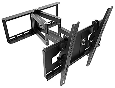 Ricoo R48Wall Bracket Holder Mount Can be Pivoted, Double Arm)