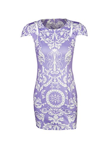 Blooming Jelly - Robe - Femme Violet