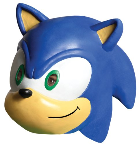 Sonic the Hedgehog Adult Mask