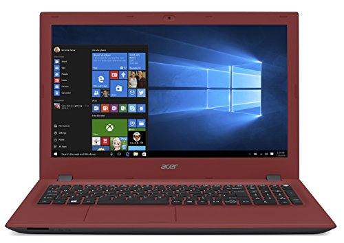 Acer-Aspire-E5-573G-38A4-Porttil-de-156-Intel-Core-i3-4005U-4-GB-de-RAM-Disco-HDD-de-500-GB-Intel-HD-Graphics-4400-Windows-10-Home-negro-y-rojo-Teclado-QWERTY-Espaol